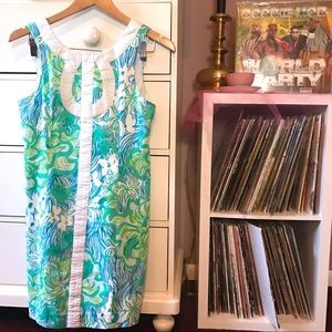 Lilly Floral Shift Dress